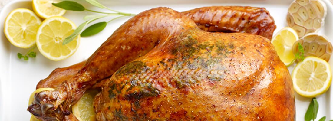 How to Rub a Turkey