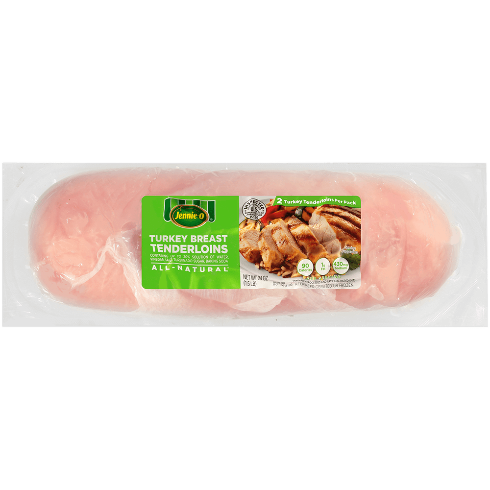 JENNIE-O® All Natural Turkey Breast Tenderloin