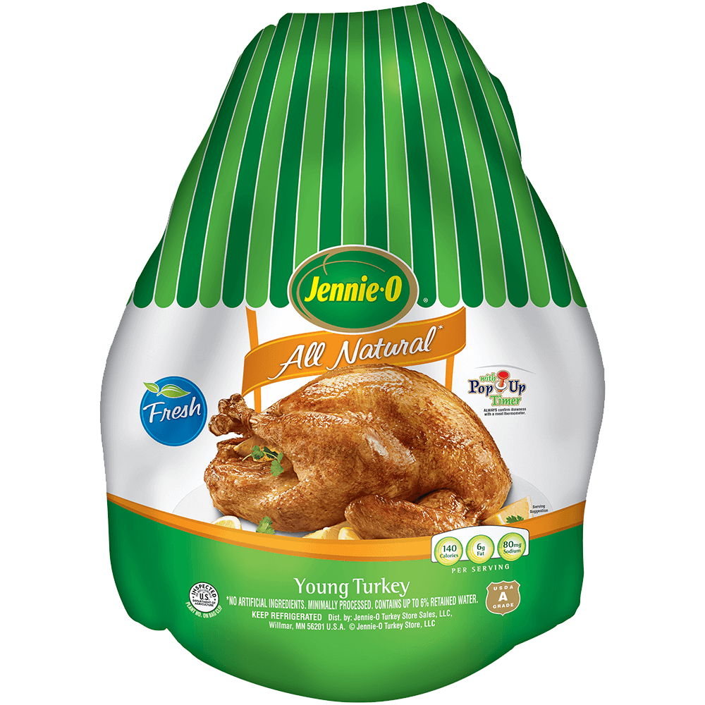 JENNIE-O® Fresh All Natural Young Turkey