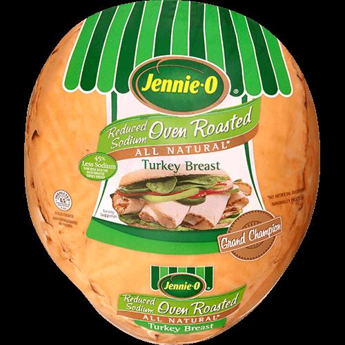 JENNIE-O® GRAND CHAMPION® Reduced Sodium Oven Roasted Turkey Breast