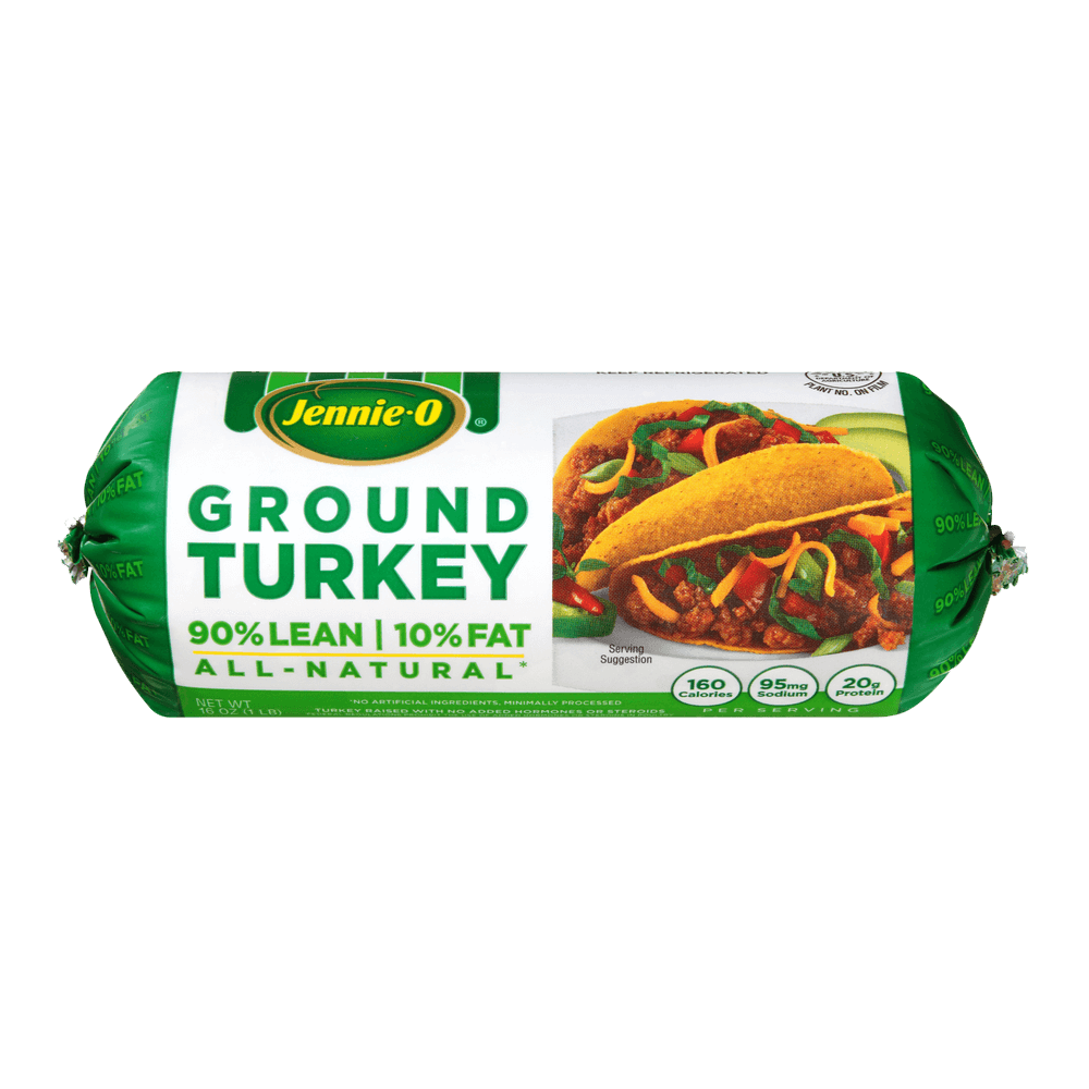 JENNIE-O® Lean Ground Turkey Roll