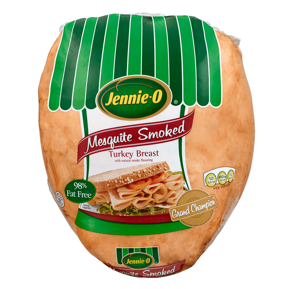 JENNIE-O® Mesquite Smoked Turkey Breast