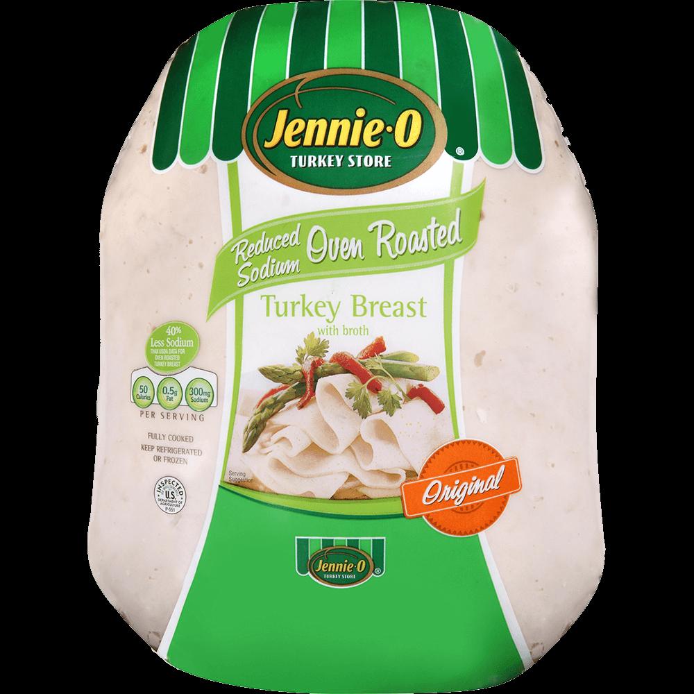 JENNIE-O® Original Reduced Sodium Oven Roasted Turkey Breast