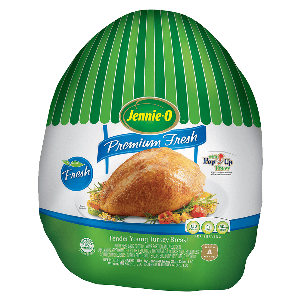 JENNIE-O® Premium Fresh Tender Young Turkey Breast