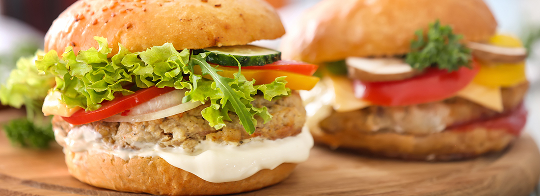 How to Cook a Frozen Turkey Burger