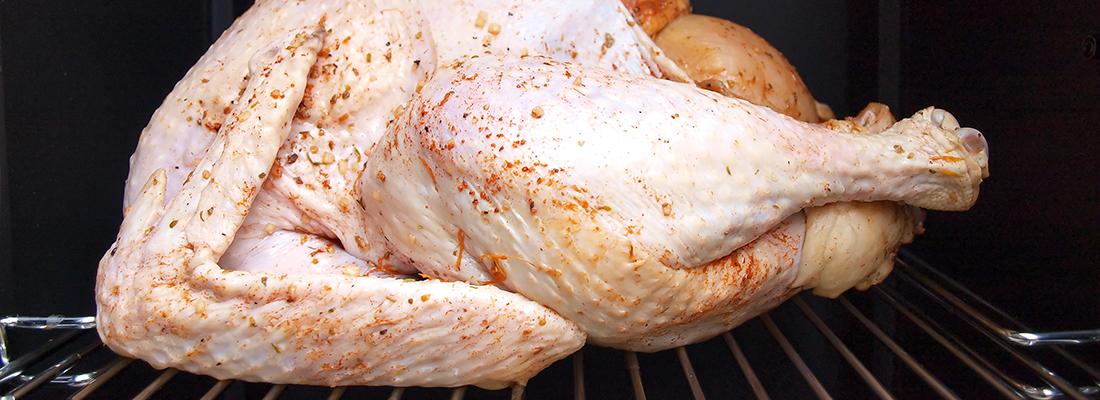 How to Grill a Turkey (Gas)