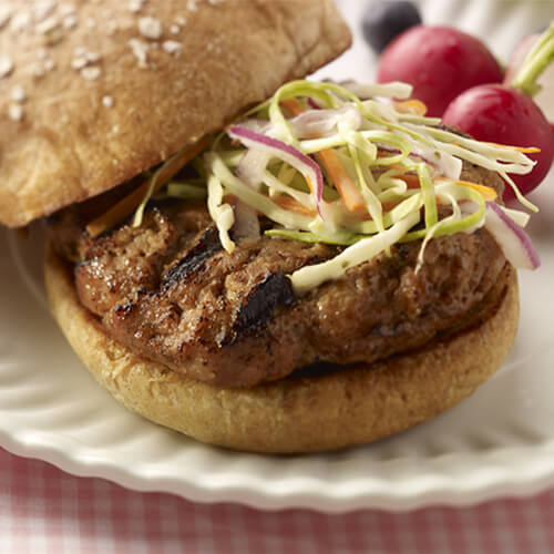 All-American Turkey Burger