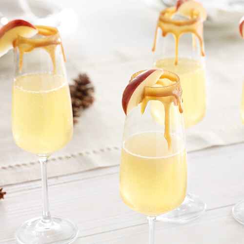 Caramel Apple Mimosa