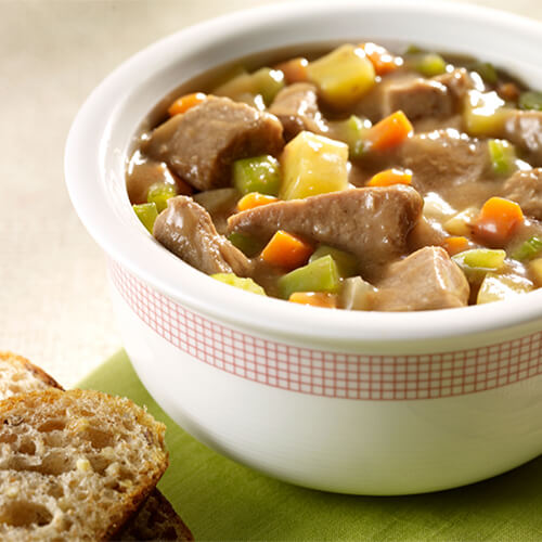 Easy Turkey Stew
