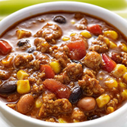 Fiesta Turkey Chili
