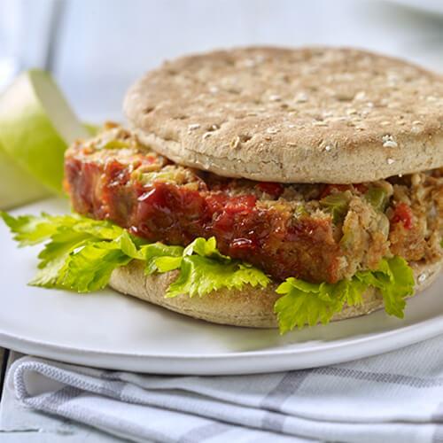 Hannah's Meatloaf Sandwich