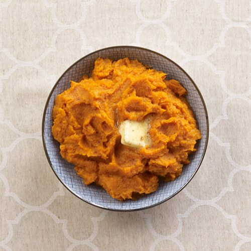 Make-Ahead Mashed Sweet Potatoes