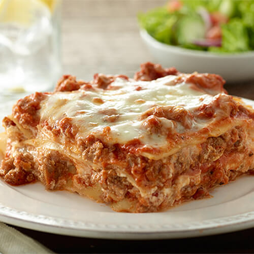 Quick & Easy Turkey Lasagna