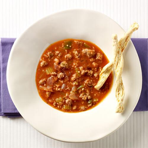 Tasty Turkey Tomato Soup