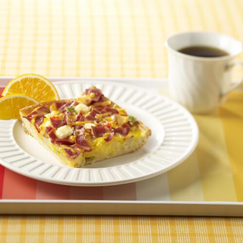 Turkey Bacon Breakfast Bake