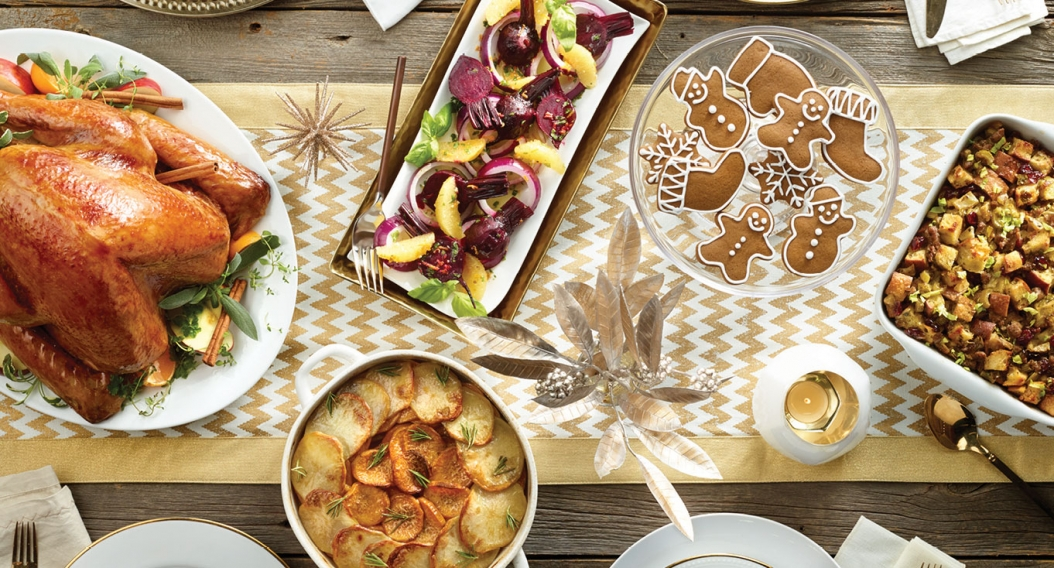 Our Best Holiday Menu