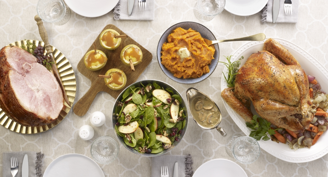 Make-Ahead Thanksgiving Menu