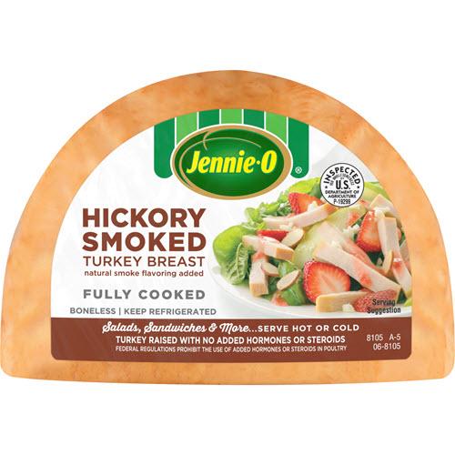 JENNIE-O® Hickory Smoked Turkey Breast