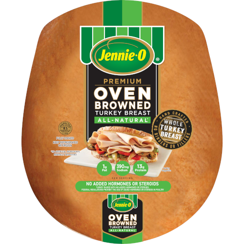 JENNIE-O® All Natural Oven Browned Turkey Breast