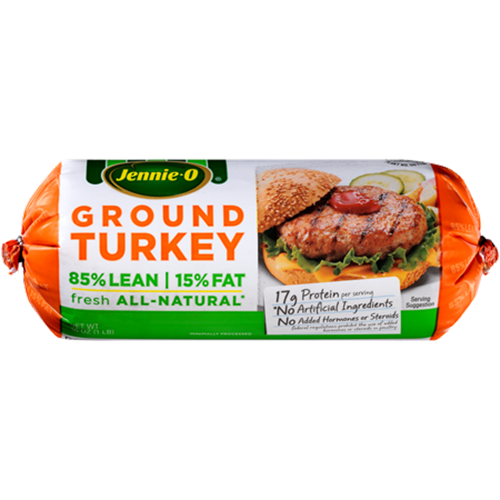 JENNIE-O® Ground Turkey Roll