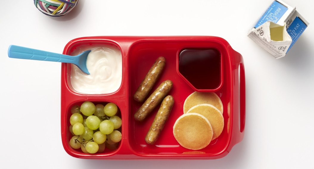 Brunch in a Lunchbox