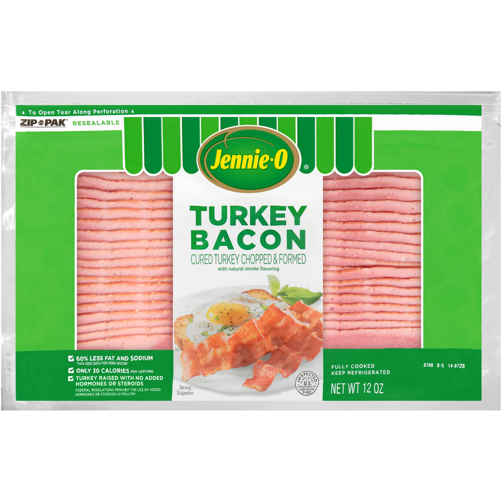 JENNIE-O® Turkey Bacon